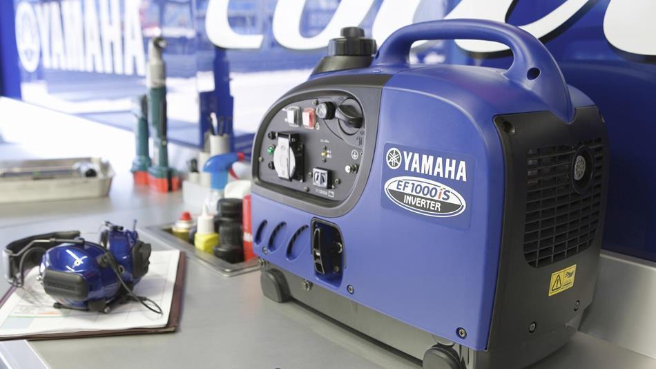 Генератор Yamaha EF1000 в Кузнецке