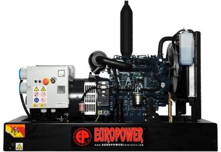 Генератор дизельный Europower EP 163 DE в Кузнецке