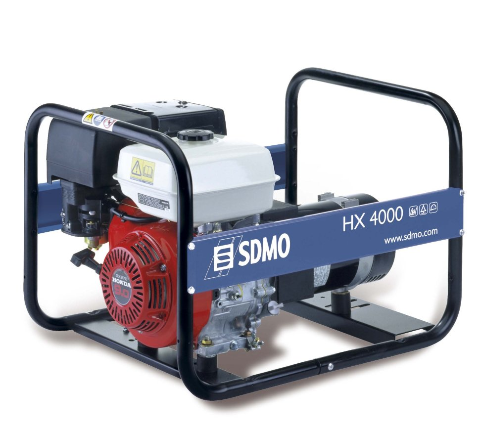 Генератор SDMO HX 4000-S в Кузнецке